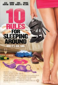 Affiche de 10 Rules for Sleeping Around