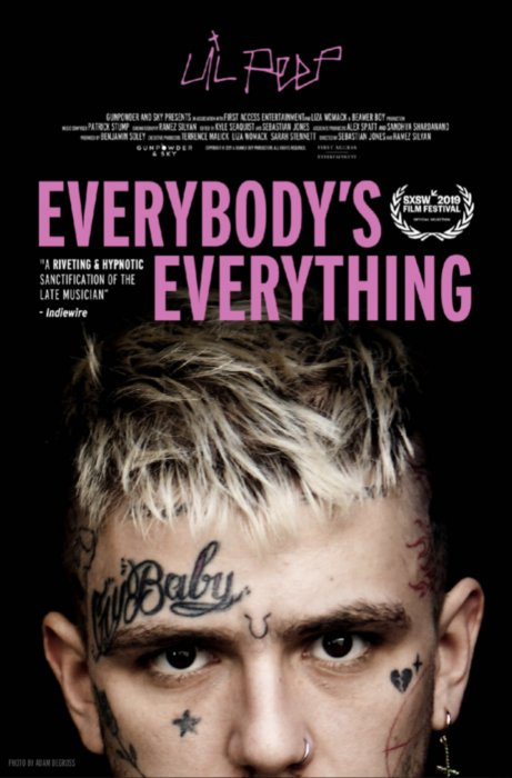 Lil Peep: Everybody's Everything : Affiche