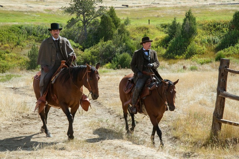 The Ballad of Lefty Brown : Photo Jim Caviezel, Tommy Flanagan