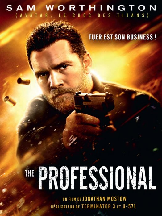 The Professional : Affiche