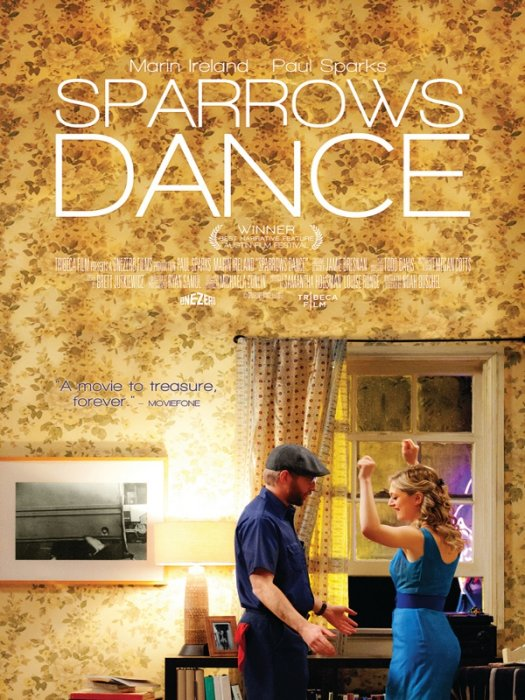 Sparrows Dance : Affiche