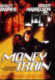 Affiche de Money Train