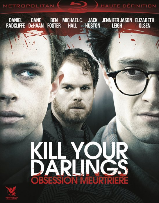 Kill Your Darlings - Obsession meurtrière : Affiche