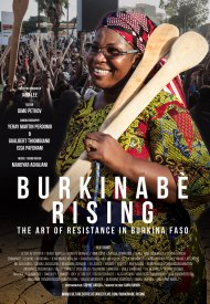 Affiche de BURKINABE RISING: The Art of Resistance in Burkina Faso
