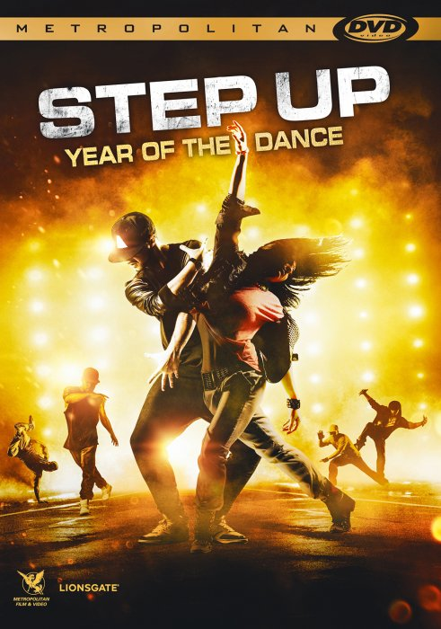 Step Up Year of the dance : Affiche