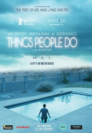 Affiche de Things People do