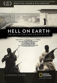 Affiche de Hell on Earth: The Fall of Syria and the Rise of ISIS