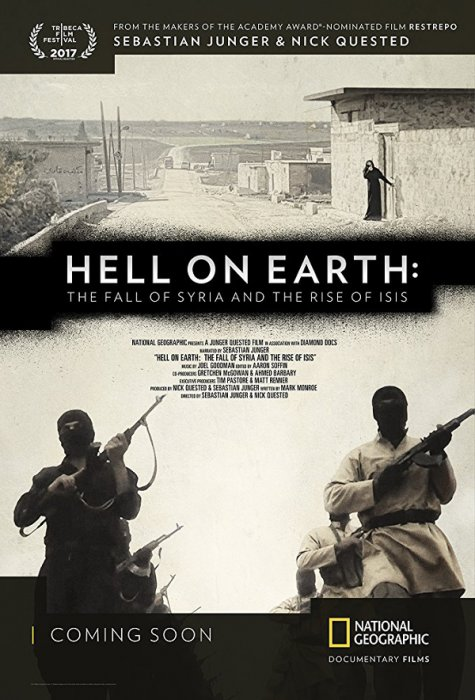 Hell on Earth: The Fall of Syria and the Rise of ISIS : Affiche
