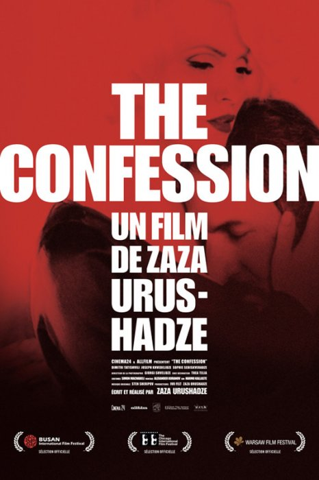 The Confession : Affiche