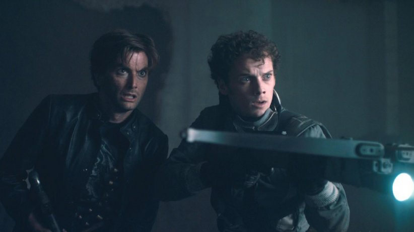 Fright Night : Photo Anton Yelchin, David Tennant