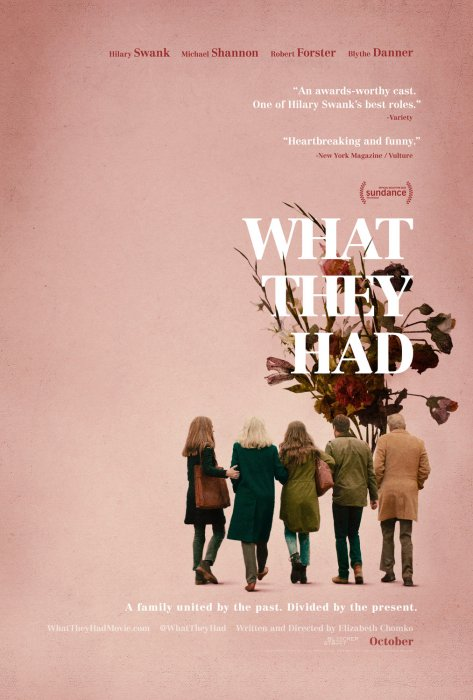 What They Had : Affiche