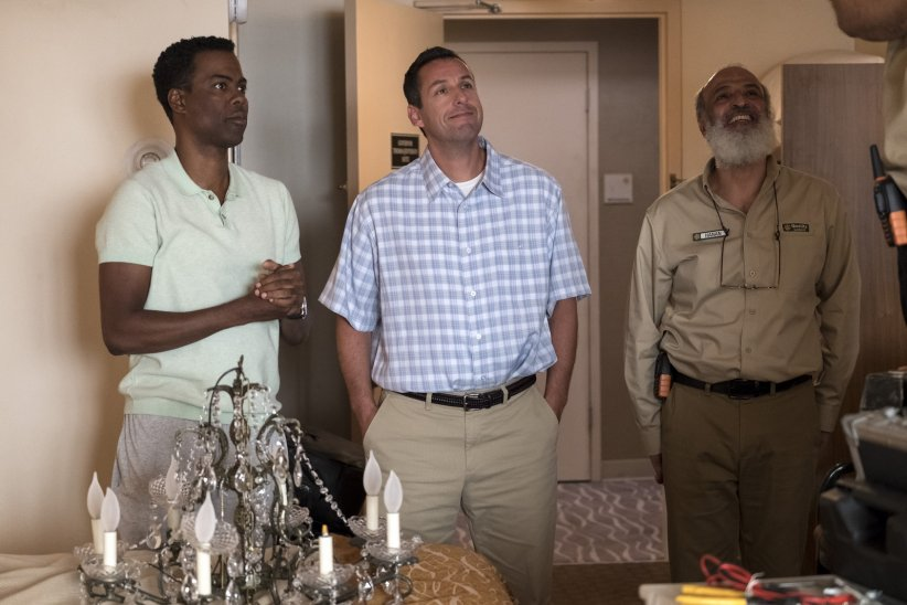 Mariage à Long Island : Photo Adam Sandler, Chris Rock, Nasser Faris
