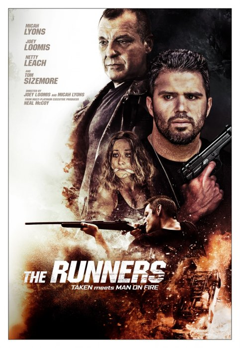 The Runners : Affiche