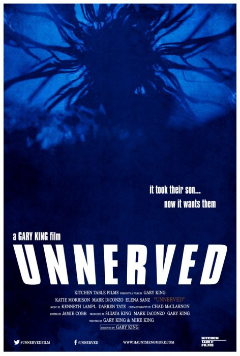 Unnerved : Affiche