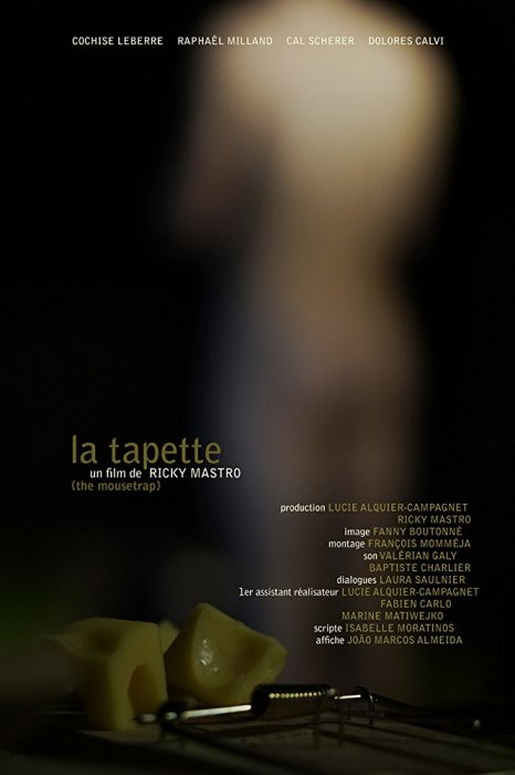 La Tapette: The Mousetrap : Affiche