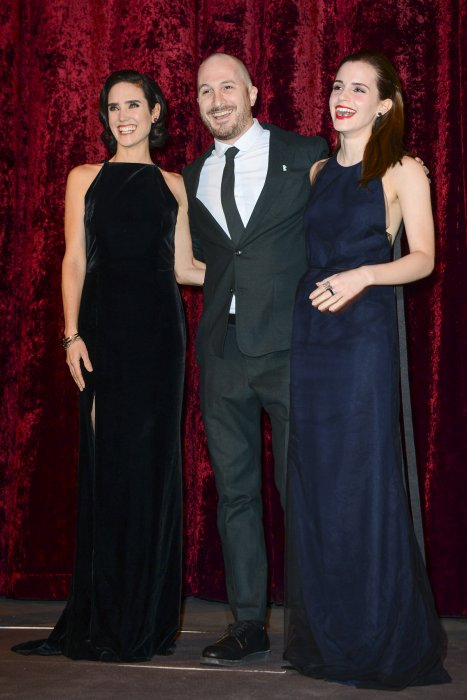 Noé : Photo promotionnelle Darren Aronofsky, Emma Watson, Jennifer Connelly