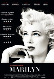 Affiche de My Week with Marilyn