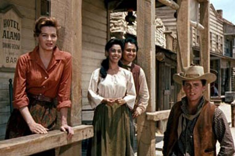 Rio Bravo : Photo Angie Dickinson, Howard Hawks, Ricky Nelson