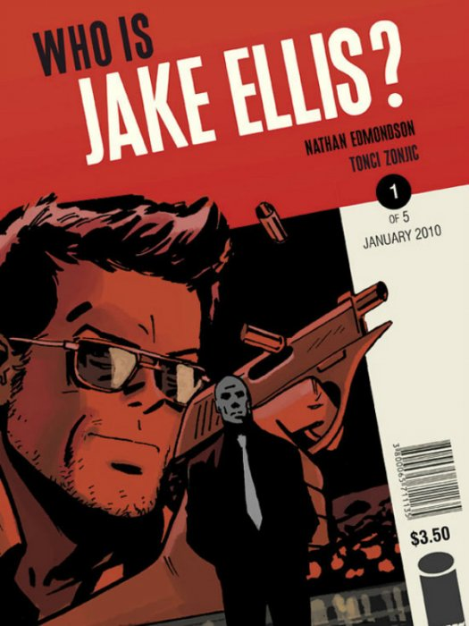 Who Is Jake Ellis? : Affiche