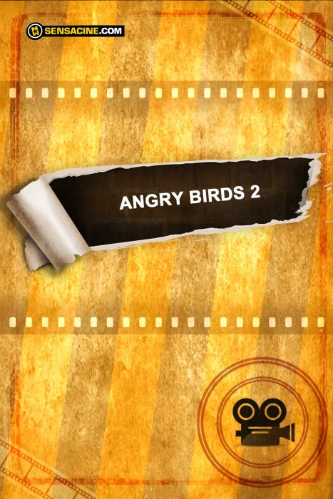Angry Birds 2 : Affiche