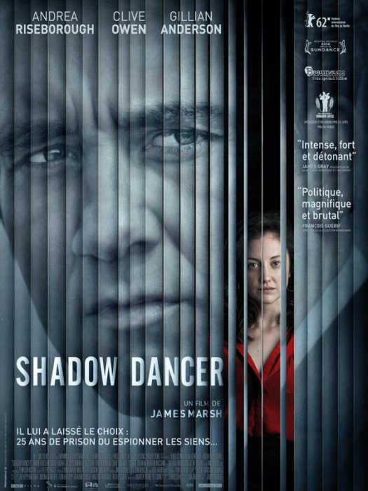 Shadow Dancer : Affiche