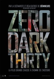 Affiche de Zero Dark Thirty