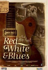 Affiche de Red, white and blues