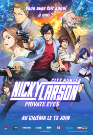 Affiche de Nicky Larson Private Eyes