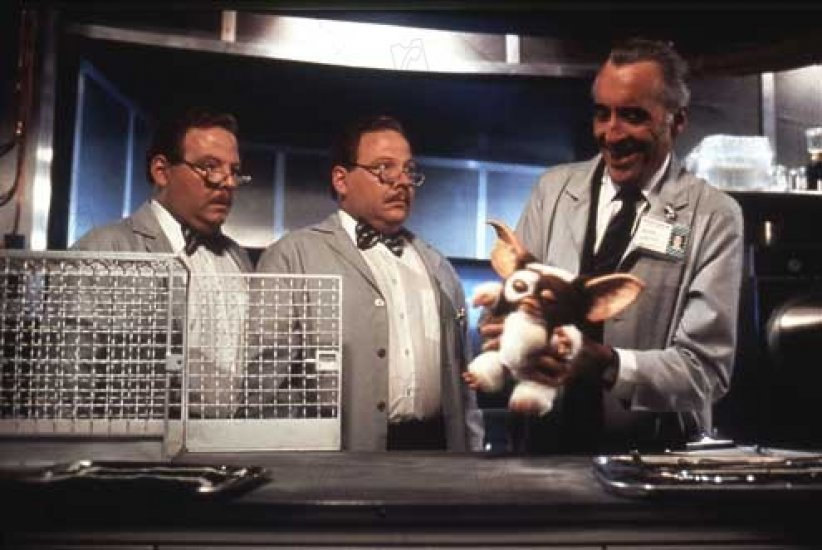 Gremlins 2, la nouvelle génération : Photo Christopher Lee