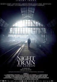 Affiche de Night Train to Lisbon