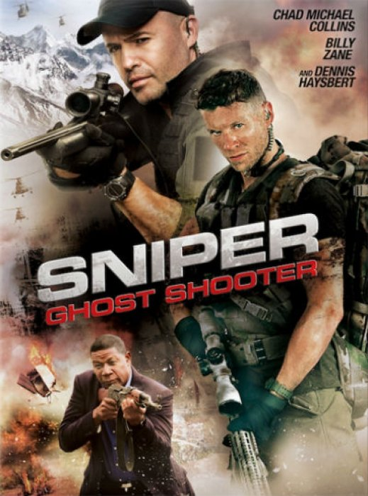Sniper: Ghost Shooter : Affiche