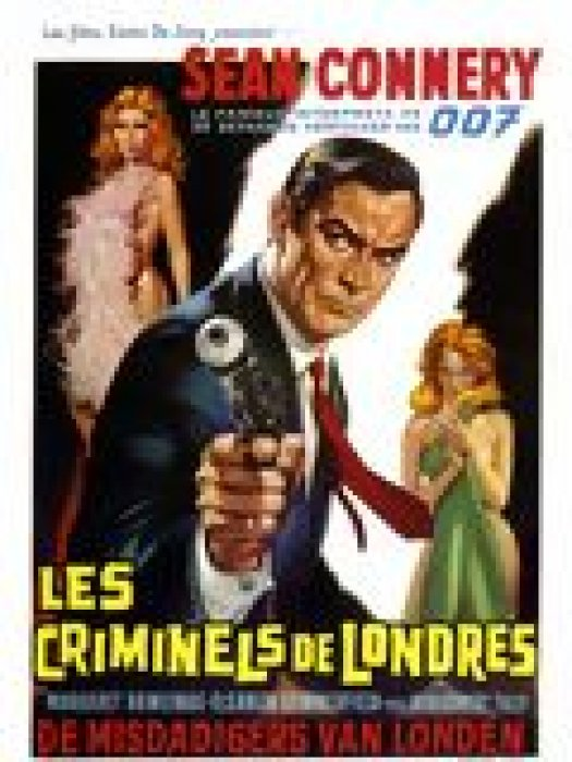 Les Criminels de Londres : Affiche