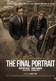 Affiche de Alberto Giacometti, The Final Portrait