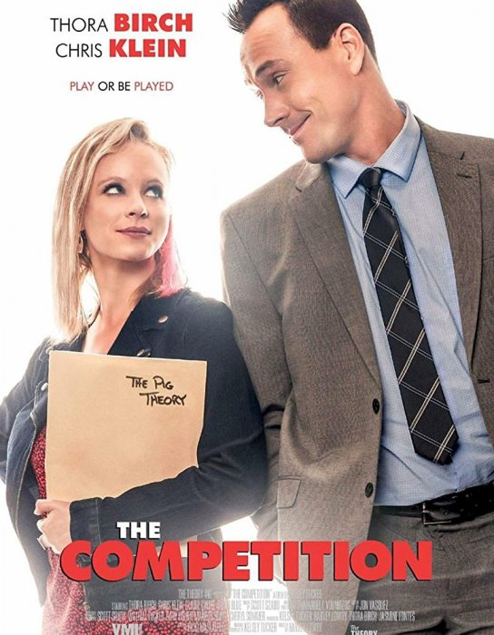 The Competition : Affiche