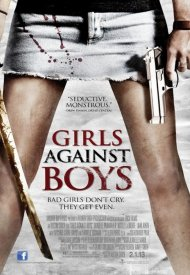 Affiche de Girls Against Boys