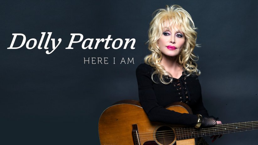 Dolly Parton: Here I Am : Affiche