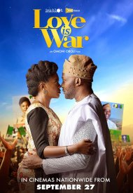 Affiche de Love Is War