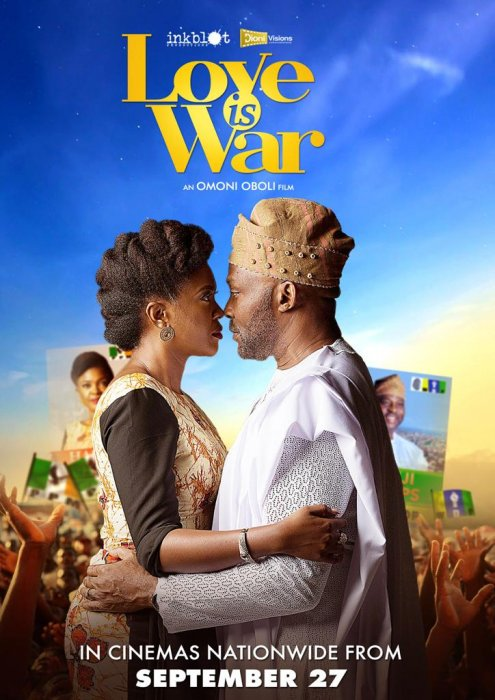 Love Is War : Affiche