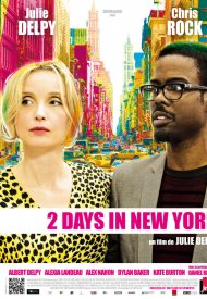 Affiche de 2 Days In New York