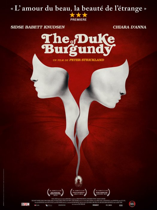 The Duke of Burgundy : Affiche