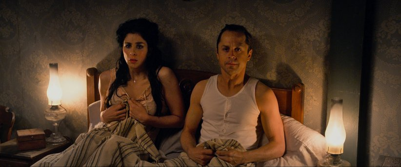 Albert à l'ouest : Photo Giovanni Ribisi, Sarah Silverman