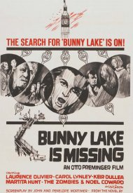 Affiche de Bunny Lake a disparu