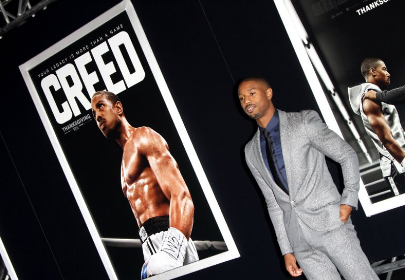 Creed - L'Héritage de Rocky Balboa : Photo promotionnelle Michael B. Jordan