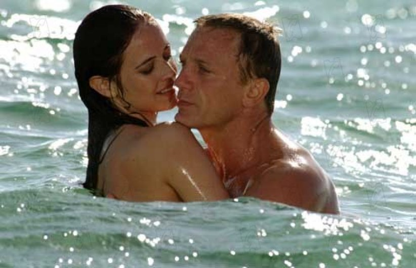 Casino Royale : Photo Daniel Craig, Eva Green