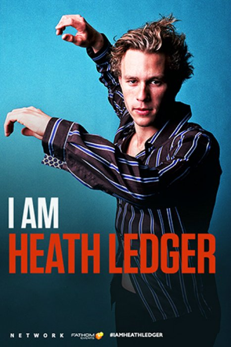 I Am Heath Ledger : Affiche