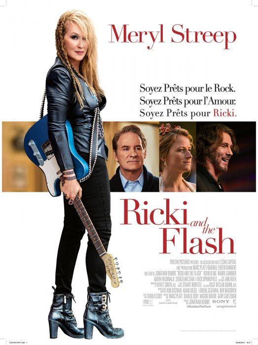Ricki and the Flash : Affiche