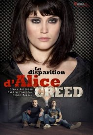 Affiche de La Disparition d'Alice Creed