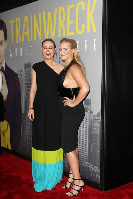 Crazy Amy : Photo promotionnelle Amy Schumer, Brie Larson