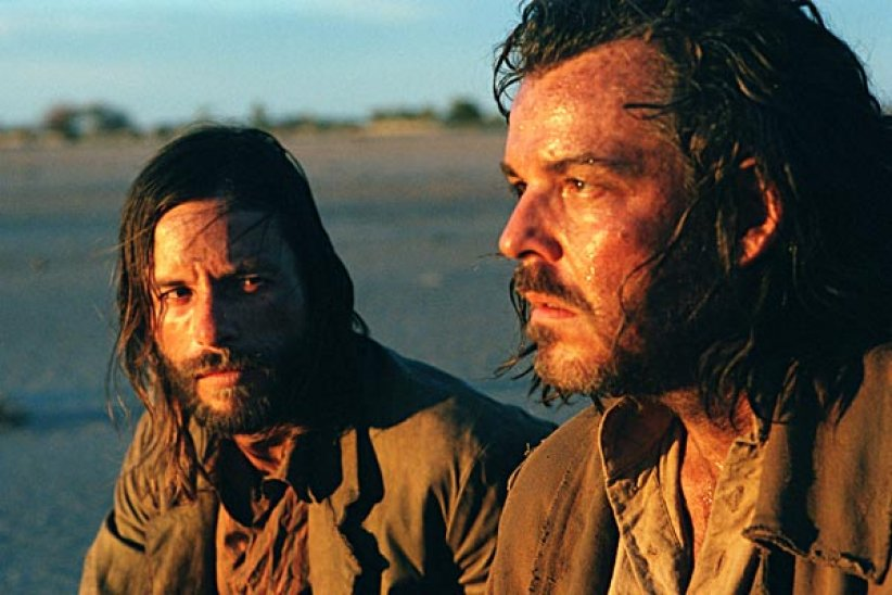 The Proposition : Photo Danny Huston, Guy Pearce