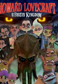Affiche de Howard Lovecraft & the Frozen Kingdom